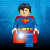 Lego Superman Nightlight
