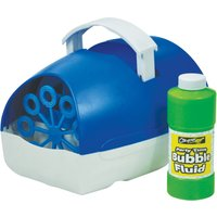 Click to view product details and reviews for Mini Bubble Machine Blue.