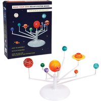 Make Your Own Solar System Model