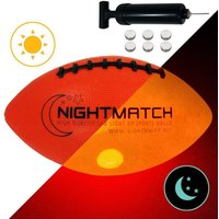 Click to view product details and reviews for Night Match Light Up Led American Football Size 6.
