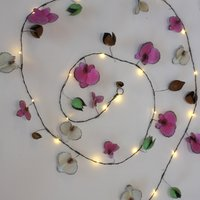 Click to view product details and reviews for Orchid Metal Floral Fairy Lights.