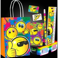Click to view product details and reviews for Emoji Party Bag Set 12 Pack.