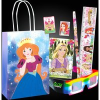 Click to view product details and reviews for Princess Party Bag Kit 12 Pack.