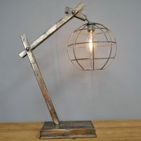 Click to view product details and reviews for Battery Operated Poise Table Lamp 5738.