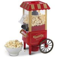 Carnival Popcorn Cart