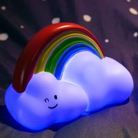 Click to view product details and reviews for Rainbow Night Light With Timer.