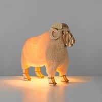Ronald Designer Ram Table Lamp  20110