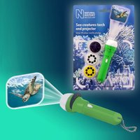 Click to view product details and reviews for Sea Creatures Torch And Projector.