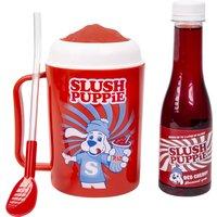 Slush Puppie Making Cup & Red Cherry Set