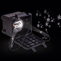 Click to view product details and reviews for Snowflake Outdoor Projector.
