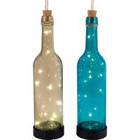 Click to view product details and reviews for Solar Bottle Light 31cm.