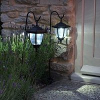 Click to view product details and reviews for Solar Coach Lanterns 2 Pack.