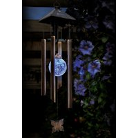 Click to view product details and reviews for Solar Colour Change Butterfly Windchime.