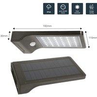 Solar LED Motion Sensor Security Light
