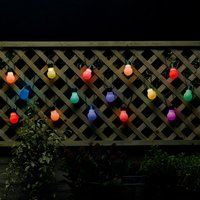 Click to view product details and reviews for 20 Colour Change Solar Party Lights.