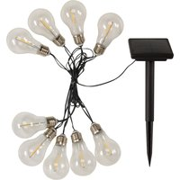 Click to view product details and reviews for Solar Retro String Lights.