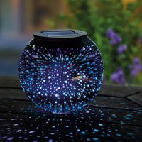 Click to view product details and reviews for Solar Sphere Table Top Stargazer Light.