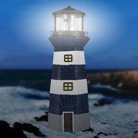 Solar Revolving Lighthouse