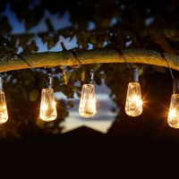 Click to view product details and reviews for Solar Eureka Vintage Bulb Fairy Lights.