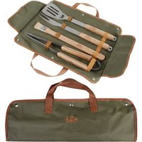 Click to view product details and reviews for Deluxe Stainless Steel Bbq Tool Set.