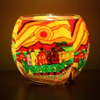 Click to view product details and reviews for Sunny Afternoon Tealight Holder.