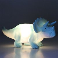 Click to view product details and reviews for Mini Usb Battery Triceratops Light.