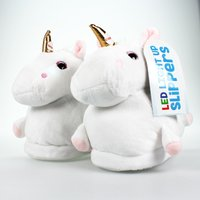 Click to view product details and reviews for Childrens Unicorn Slippers Size 11 4.