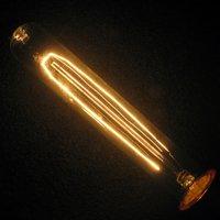 Vintage Tube Bulb E27  ABC2506