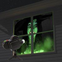 Click to view product details and reviews for Animated Window Projector.