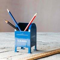 Mailbox Pen Pot