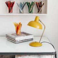 Mustard Hood Desk Lamp