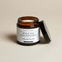 Wild Fig and Saffron Jar Candle