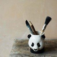 Panda Pencil Pot