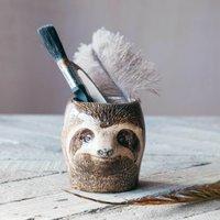 Sloth Pencil Pot