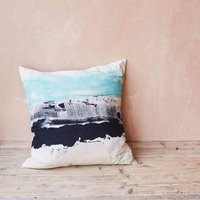 Palma Stripe Square Cushion