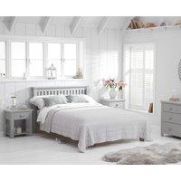 Somerset Grey Single Bed