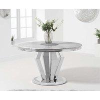 Veneziana 130cm Round Marble Dining Table