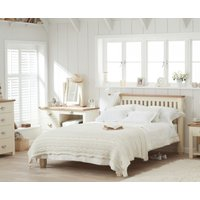 Read more about Somerset oak and cream double bed