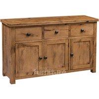 'Kingsley Solid Oak Large Sideboard