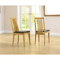 Product photograph showing Calais Dining Chairs