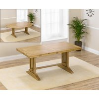 Read more about Cavendish 165cm oak all sides extending table