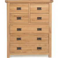 Read more about Sasha 4 over 3 drawer chest