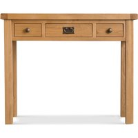 Read more about Sasha 3 drawer dressing table