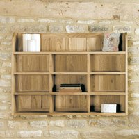 Read more about Mobel solid oak reversible wall rack