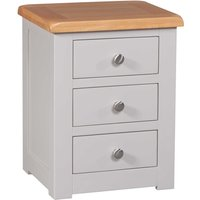Read more about Roberta 3 drawer bedside table