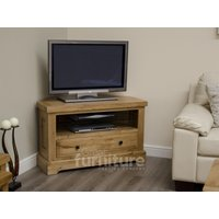 Read more about Deluxe corner tv unit
