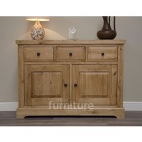 Product photograph showing Deluxe Medium Sideboard
