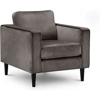 Read more about Hazel velvet armchair