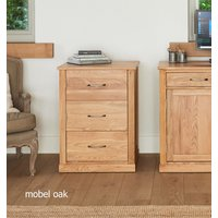 Read more about Mobel solid oak printer cabinet