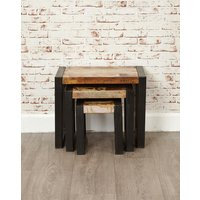 Product photograph showing Kensington Nest Of Tables